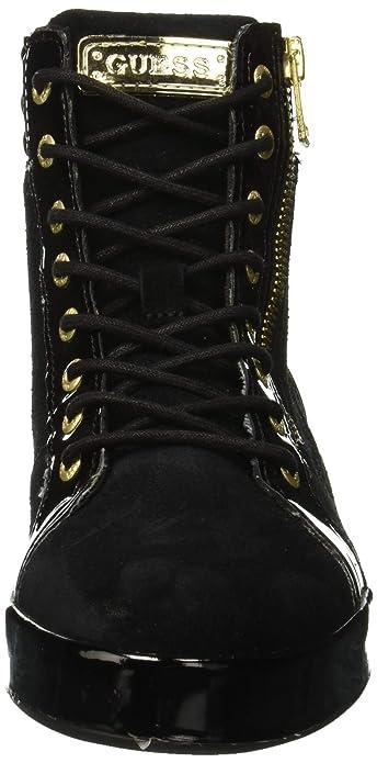 Guess Vanda, Sneaker a Collo Alto Donna: Amazon.it: Scarpe e