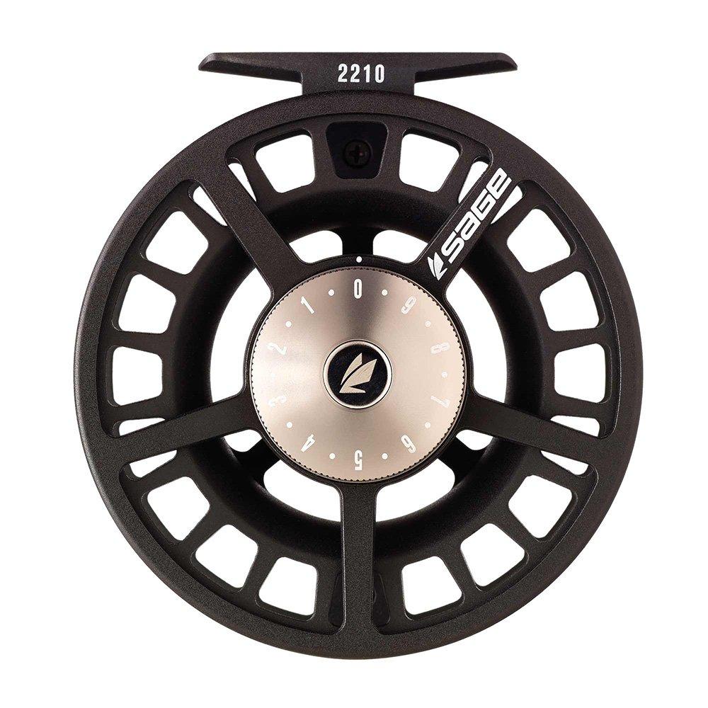 Redington 2230 3-4 Wt. Reel, Black/Platinum by Sage
