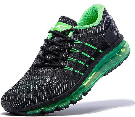 ONEMIX Zapatillas de Deporte para Hombre, Aire Libre y Deporte Transpirables Zapatos Gimnasio Running Sneakers: Amazon.es: Zapatos y complementos