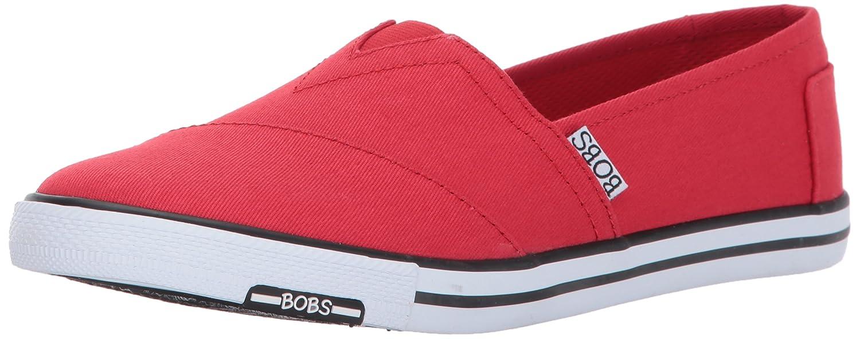 ce77e3939b Amazon.com | BOBS from Skechers Women's Lotopia-Pleasantville Flat |  Fashion Sneakers