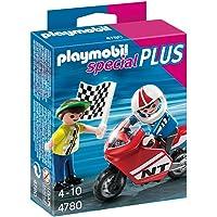 PLAYMOBIL Especiales Plus - Niños con Moto