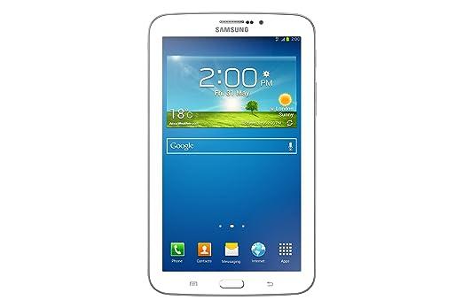 136 opinioni per Samsung SM-T2110ZWAITV Galaxy Tab 3 Display da 7.0 Pollici, 3G, Wi-Fi, Bianco