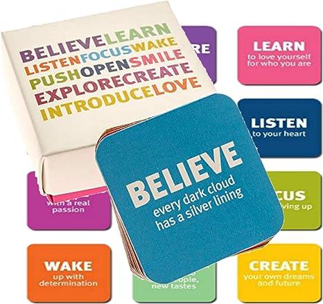Amazon Refrigerator Magnets Inspirational Motivational Words 60 Unique Motivational Words