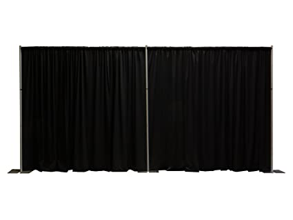 OnlineEEI Premier Pipe and Drape Backdrop or Room Divider Kit 8ft x 20ft (  sc 1 st  Amazon.com & Amazon.com : OnlineEEI Premier Pipe and Drape Backdrop or Room ...