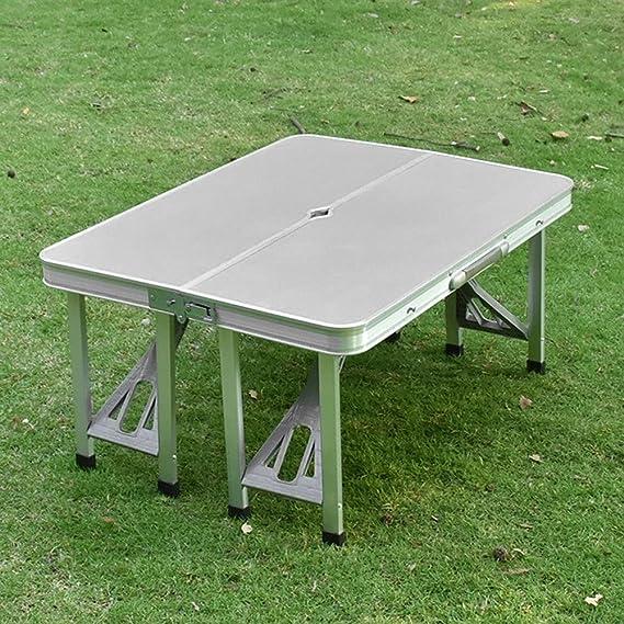 Pretty Jin Faltbare Tragbare Tisch Und Stuhl Set Kombination Outdoor  Picknick Tische Und Stuhl Set Party ...
