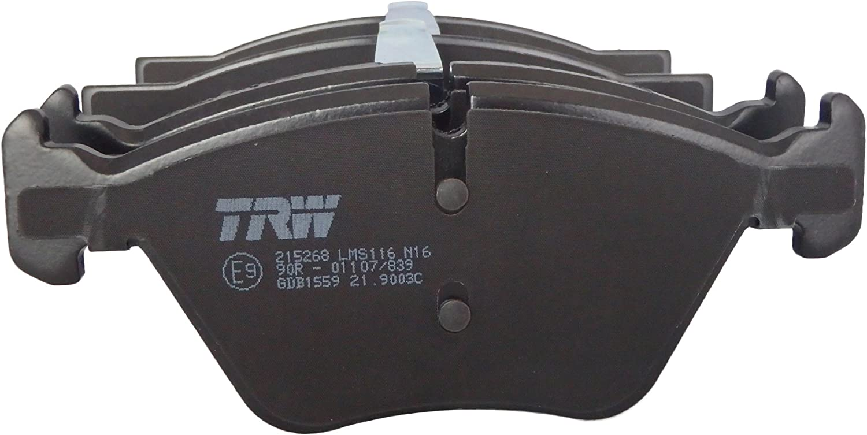 TRW Automotive AfterMarket GDB1589 Pastiglia freno