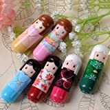 chendongdong Cute Doll Style Womans Lasting Moisture Lip Balm Cream Lipstick Lip Gloss Makeup