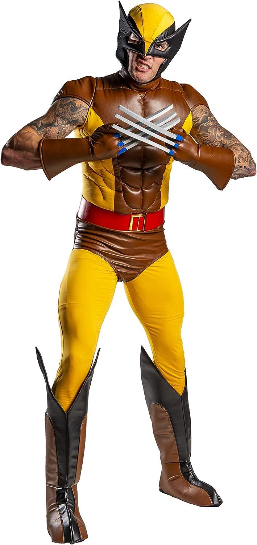 Wolverine X-Men Costume for Men
