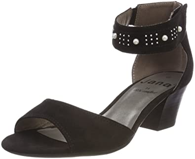 Womens 28311 Ankle Strap Sandals Jana Amazon Footaction Clearance Big Discount Cheapest For Sale Sale Order mrdd7V8yP