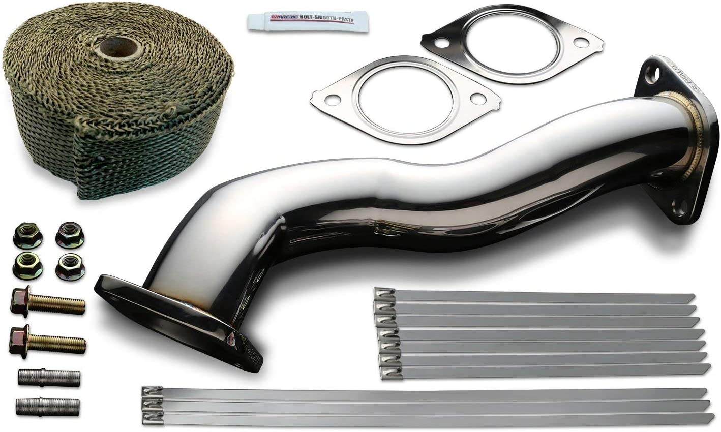 Tomei 431104 Expreme Over Pipe FR-S BRZ
