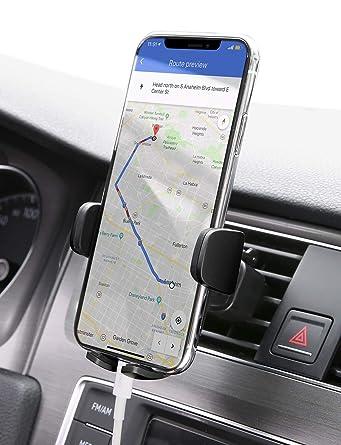 Amazon.com: AUKEY - Soporte de teléfono móvil para coche ...