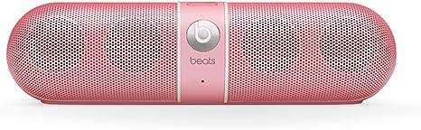 beats by dre wireless speaker pink