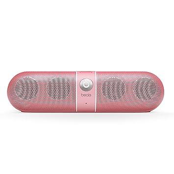 Amazon.com: Beats Pill 2.0 Portable Speaker - Nicki Pink: Home Audio ...