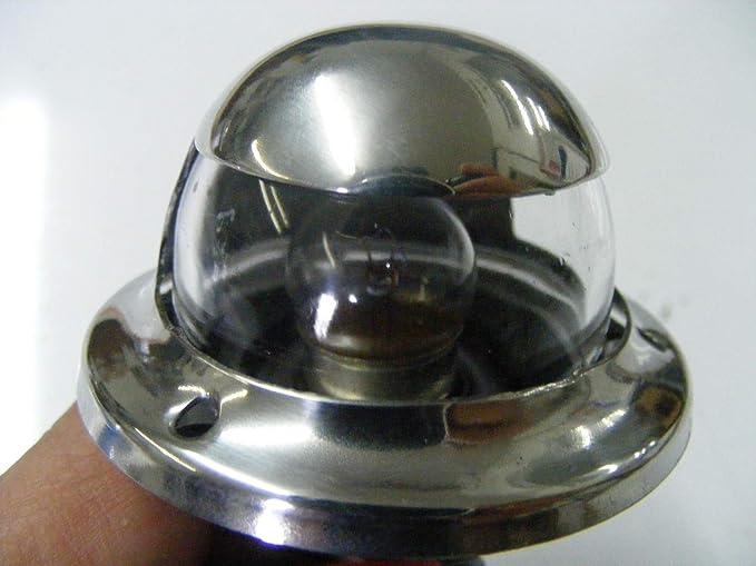 Marpac 7-51258 Boat Marine Stern Light Globe Cover Lens New Lifetime Warranty