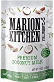 Premium Coconut Milk by Marion's Kitchen, BPA Free, Non GMO, All Natural, Unsweetened, Dairy Free, 12 Pack