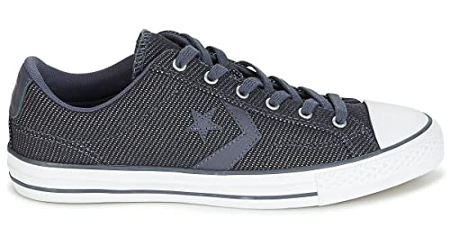 f17ab8f76ae7 Converse Star Player Ox Trainers Blue 7 UK  Amazon.co.uk  Shoes   Bags