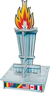 Olympic Flame Torch Centerpiece - Party Decor