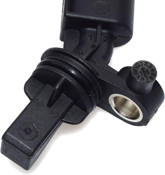 2x GENUINE ATE ABS WHEEL SPEED SENSOR FRONT//REAR AXLE LH+RH VW AMAROK 2.0 10