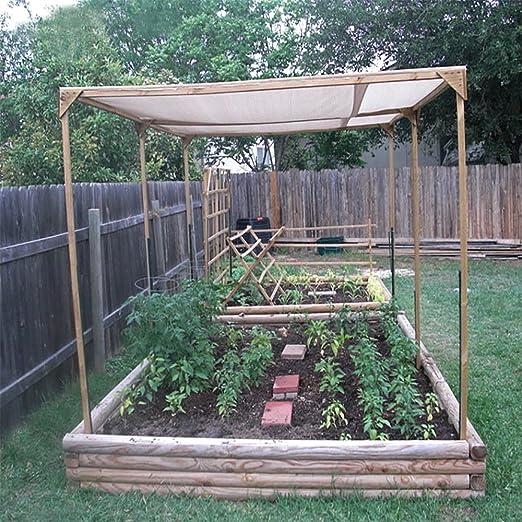 Originline Panel de sombra colgante para patio, todos los lados ...