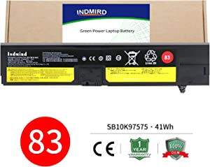 New SB10K97575 01AV418 Compatible with Lenovo ThinkPad E570 E570C E575 Series Laptop Replacement for 83 82 01AV414 01AV415 01AV416 01AV417 SB10K97571 SB10K97572 SB10K97573 SB10K97574 (14.6V 41Wh)