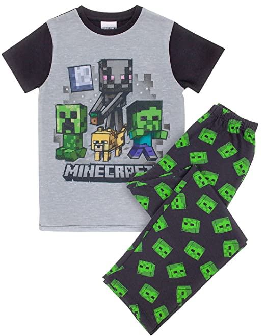 Minecraft Zombie Boys Pyjamas (6 Years)