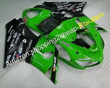Amazon.com: For Kawasaki 05 06 Ninja 636 Fairing Kit ZX-6R ...