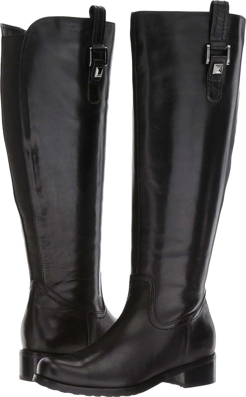 Blondo Women's Velvet Ws Waterproof Riding Boot B071LFLYSF 6 C/D US|Black Leather