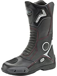 Joe Rocket Ballistic Touring Men's Boots (Black, Size 11)