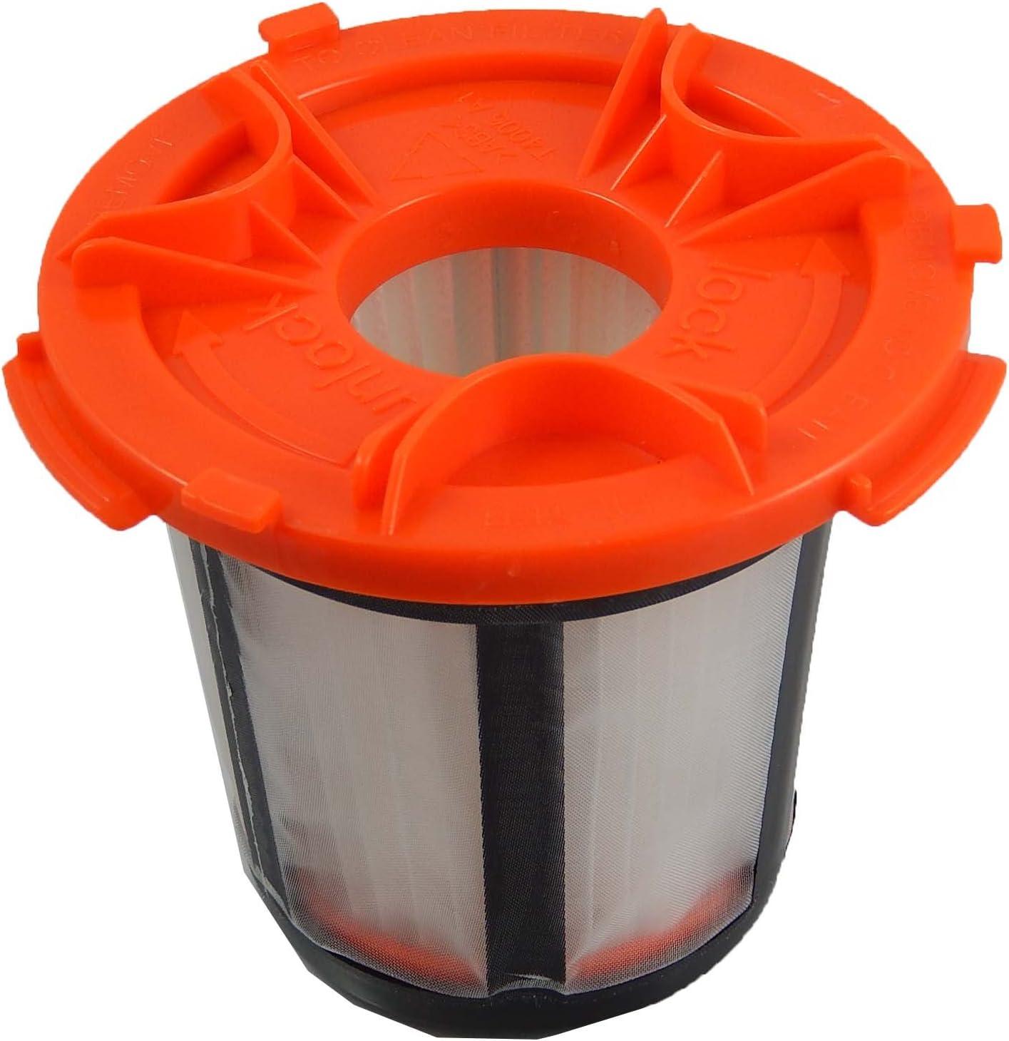 vhbw Filtro compatible con AEG Viva Flash AE 7340, AE 7345, AE 7380 aspiradora filtro Hepa: Amazon.es: Hogar
