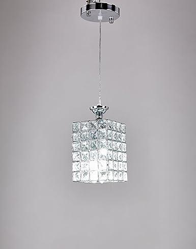 Elizabeth Lighting Crystal Chandelier, Ceiling Pendant Light Fixture ...