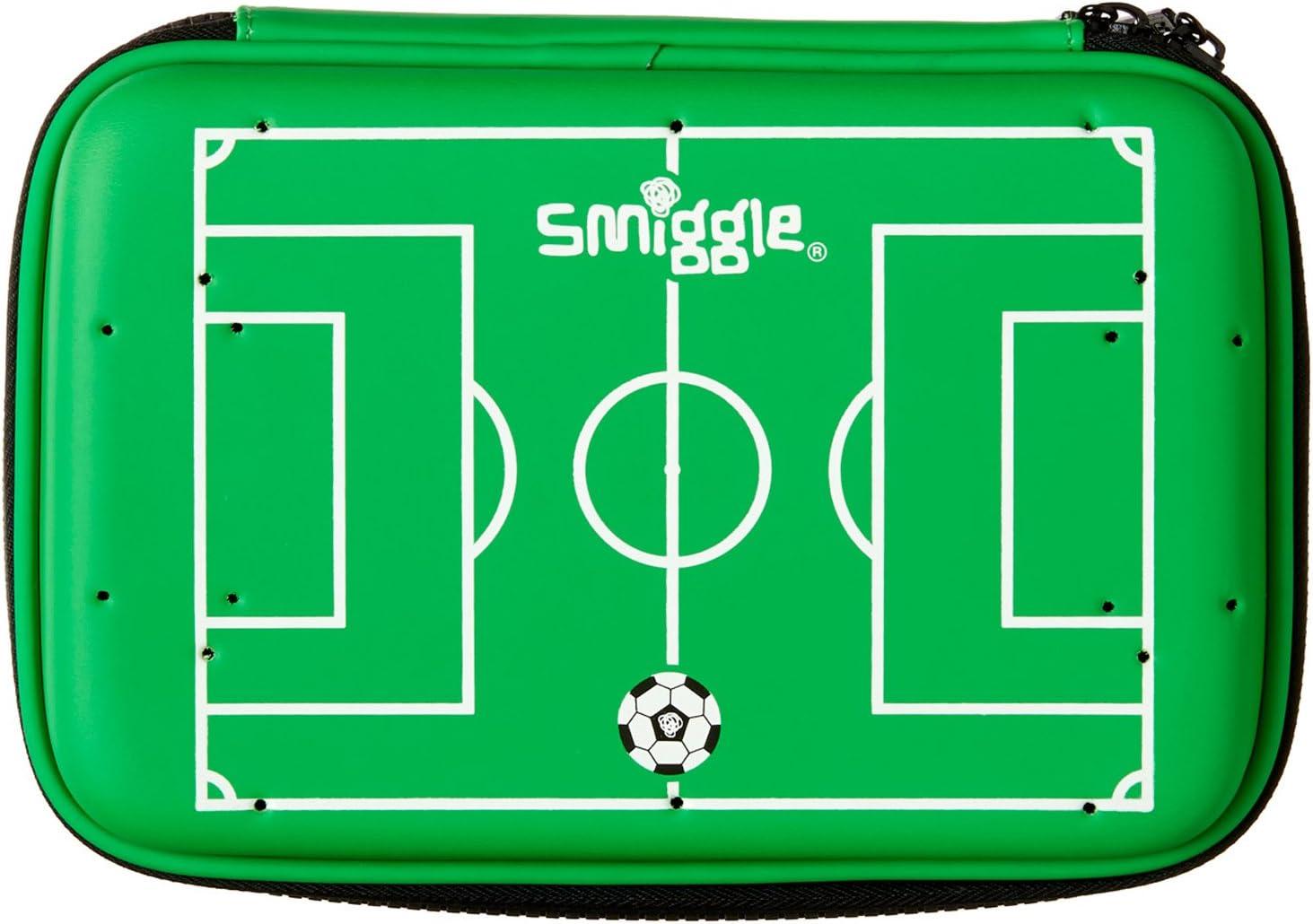 Smiggle futbolín Hardtop estuche: Amazon.es: Oficina y papelería