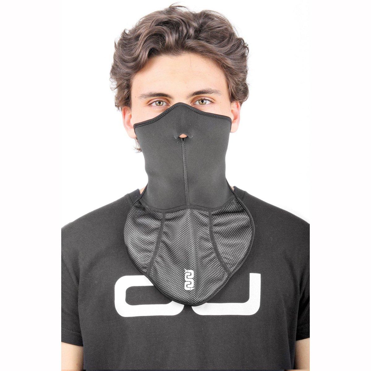 Maschera In Neoprene Con Collare Oj F005