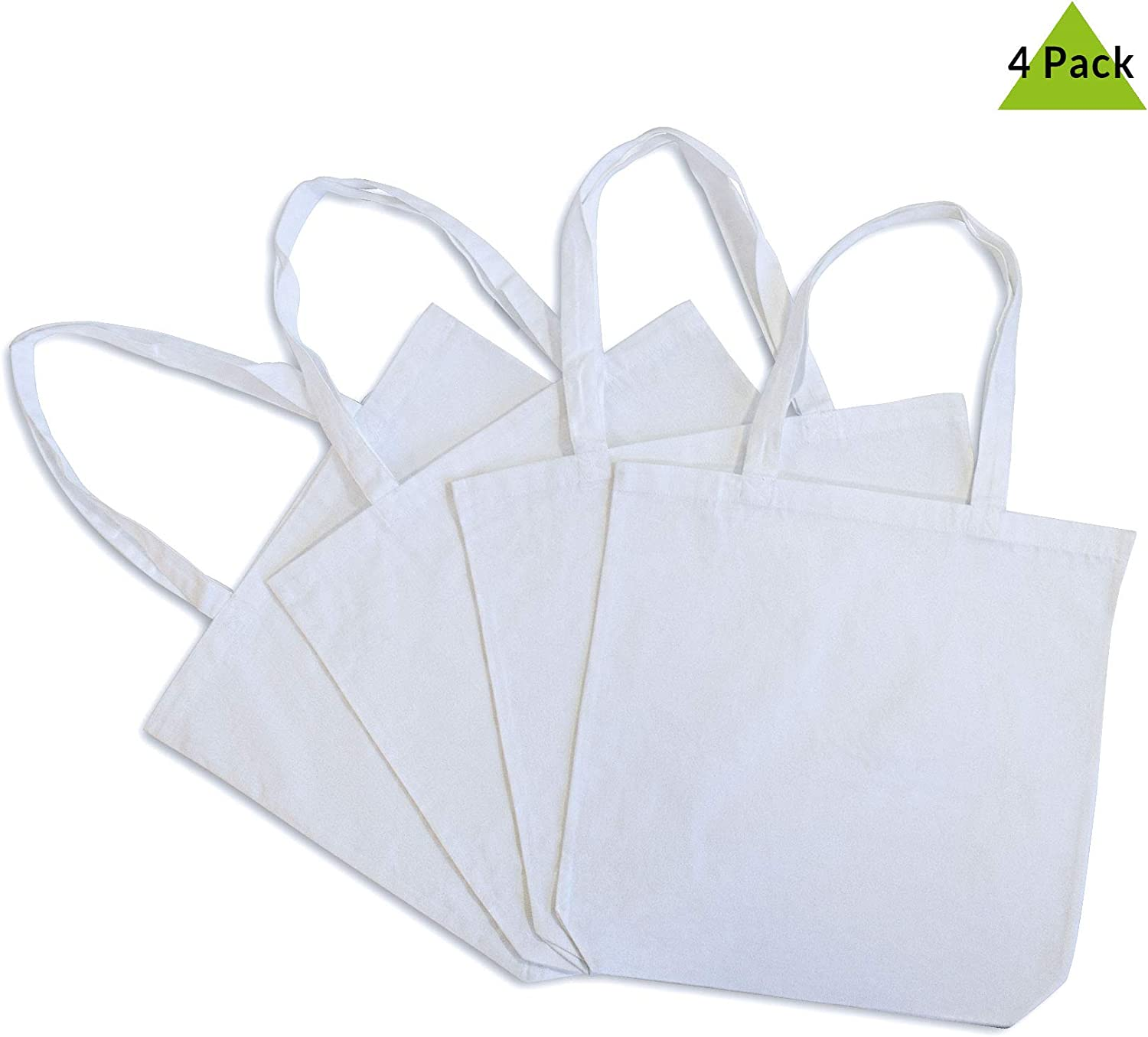 Free Personalization Grocery Tote White Sublimatable Tote Bag Canvas Drawstring Bag Express Yourself! Vegetables