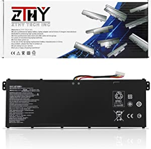 ZTHY 37WH AP16M5J Laptop Battery Compatible with Acer Aspire 1 A114-31 A114-31-C4HH A114-31-C5GM 3 A314-31 A315-21 A315-51 5 A515-51 A515-51-75UY ES1-523 ES1-523-2342 KT00205005 7.7V 4810mAh