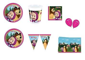 CDC - Kit n° 26 para fiesta de cumpleaños con personajes de ...