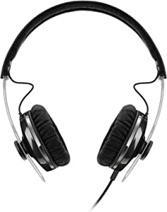 Sennheiser Momentum 2.0 On-Ear for Apple Devices - Black (Discontinued by Manufacturer)