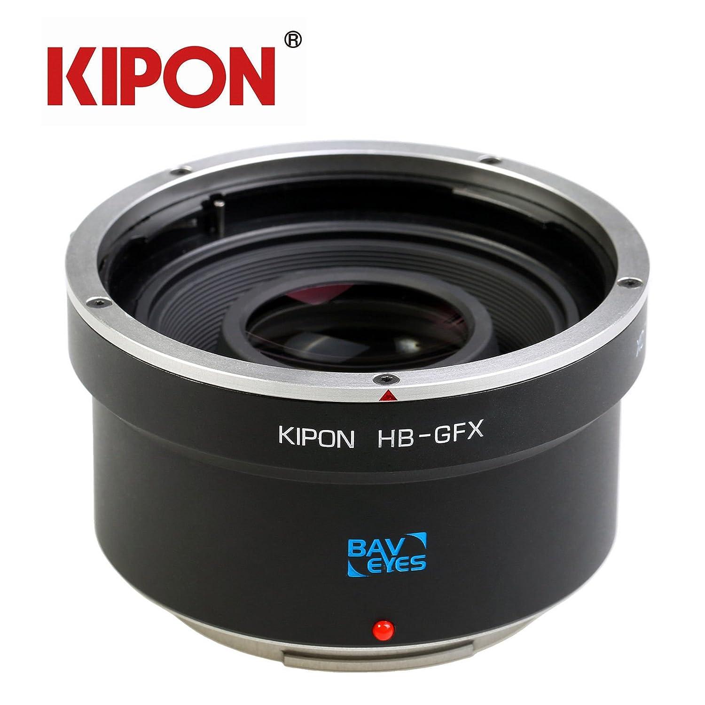 Kipon Optik Adapter Focal Reducer Fr Hasselblad Kamera Nikon G Lens To Fujifilm Gfx Camera