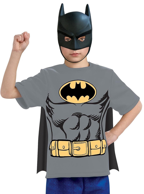 Kit disfraz Batman para niño - 8-10 años: Amazon.es: Juguetes y juegos