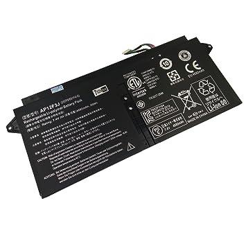 7xinbox 7.4V 35Wh 4680mAh AP12F3J Repuesto Batería para Acer Aspire 13.3 Inch S7-391 Ultrabook Series 2ICP3/65/114-2: Amazon.es: Electrónica