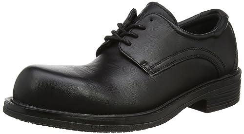 Magnum Service Actif - Chaussures De Protection, Cuir, Unisexe, Couleur Noir, Taille 44