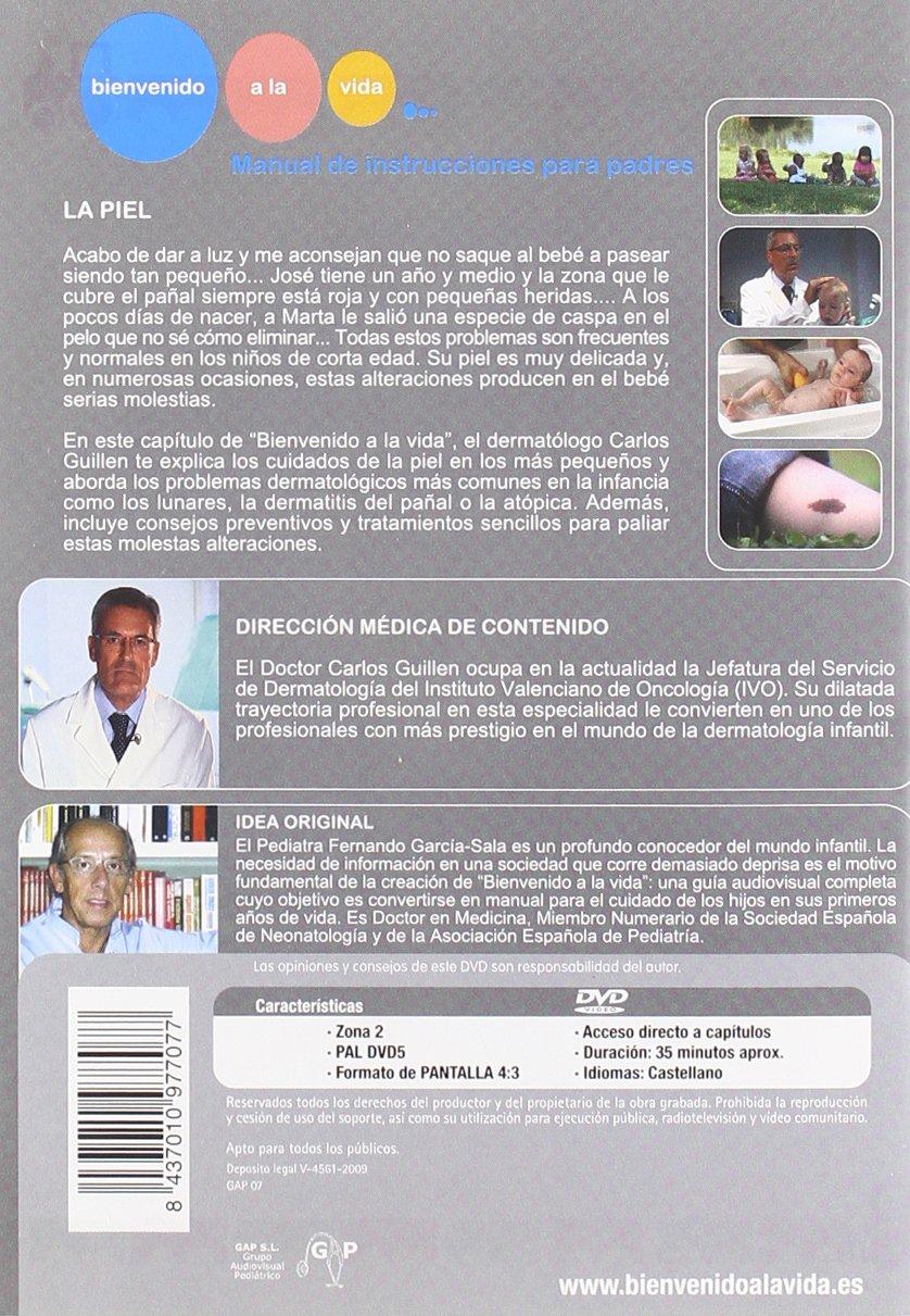Amazon.com: La Piel (Dvd) [1981] (Import Movie) (European Format - Zone 2): Movies & TV
