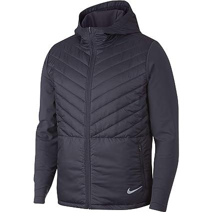 1dedbdda4 Amazon.com: Nike Men's AeroLayer Running Jacket: Sports & Outdoors