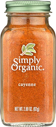 Simply Organic Cayenne Pepper