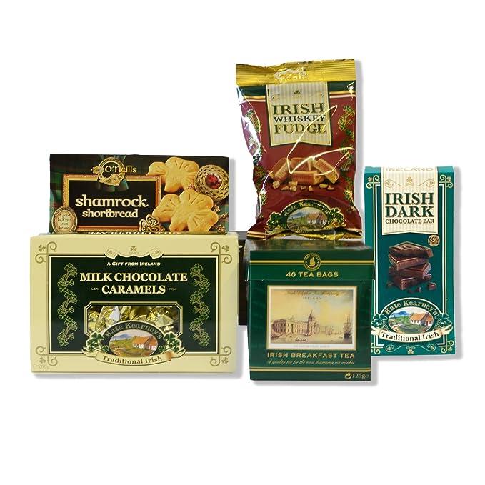 Christmas Hamper Book 2021 Ireland Amazon Com A Delicious Taste Of Ireland Hamper Small Grocery Gourmet Food