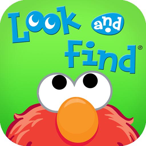 Look and Find Elmo on Sesame (Sesame Workshop Sesame Street)