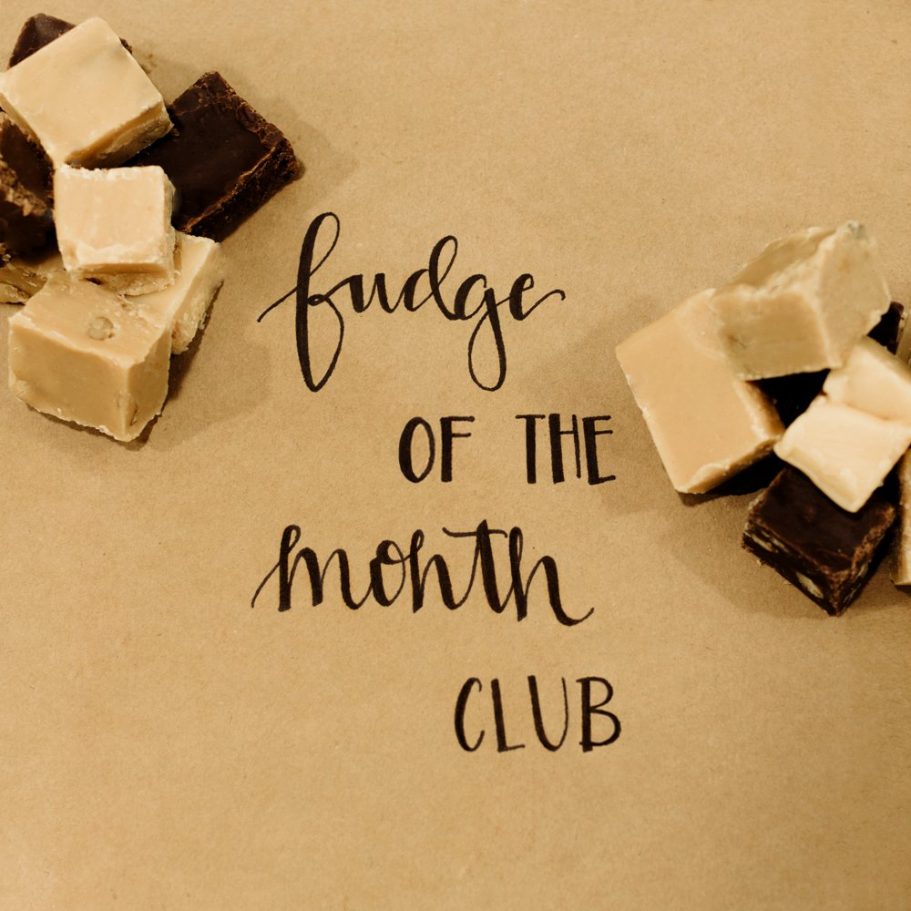 Fudge of the Month Club - 6 Month Subscription - 2 Pounds each month by Hall's Candies