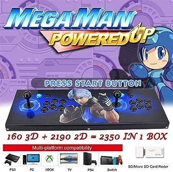 Amazon.es: ElementDigital - Consola de Juegos 2350 en 1 Caja 1080P ...
