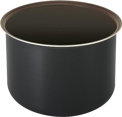 Blanco Moulinex MK705811 olla multi-cocci/ón 5 L 750 W Negro Ollas multi-cocci/ón 5 L, 750 W, 42-160 /°C, 24 h, Negro, Blanco, LED