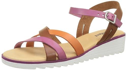 Libor, Womens Heels Sandals Kickers