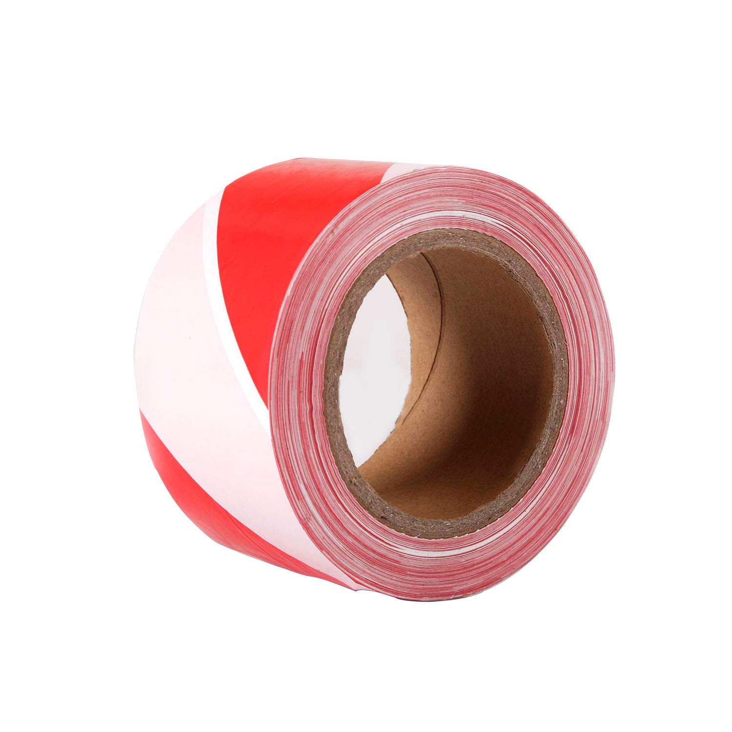 2 x Red and White Barrier Tape Comes With TCH Anti-Bacterial Pen! 1000 metres
